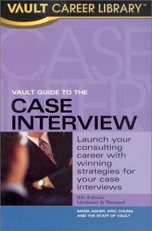 Case Interview Book