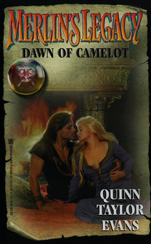 Dawn of Camelot by Quinn Taylor Evans