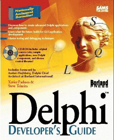 delphi developer s guide by xavier pacheco rh goodreads com delphi developer's guide to xml delphi developer's guide pdf