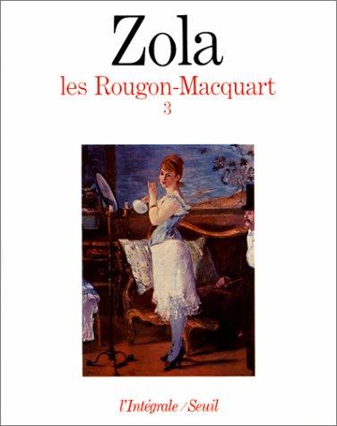 Les Rougon-Macquart 3: Une page d'amour; Nana; Pot-Bouille