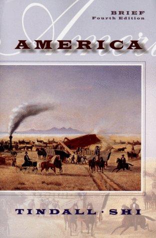 America by George Brown Tindall