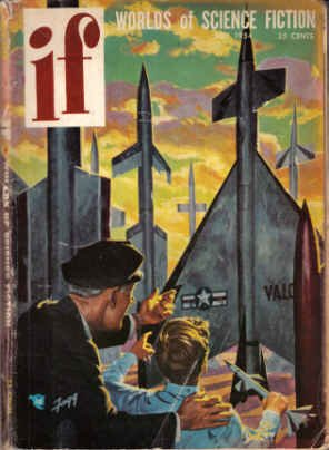 IF Worlds of Science Fiction, 1954 July (Volume 3, No. 5)