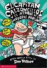 Capt Underpants & The Attack...(cap Itan Calzoncillos Y El At... by Dav Pilkey