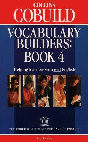 Vocabulary Builders: Book 4 (COBUILD)