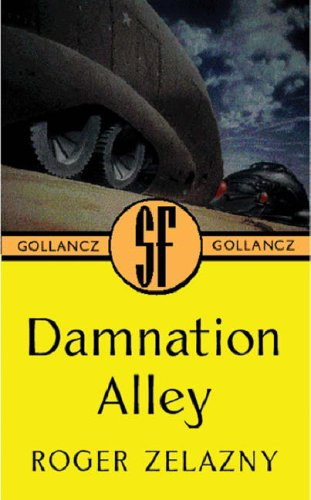 Damnation Alley Book