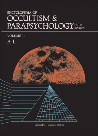 Encyclopedia Of Occultism & Parapsychology by Leslie Shepard