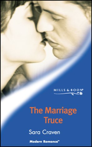 The Marriage Truce By Sara Craven