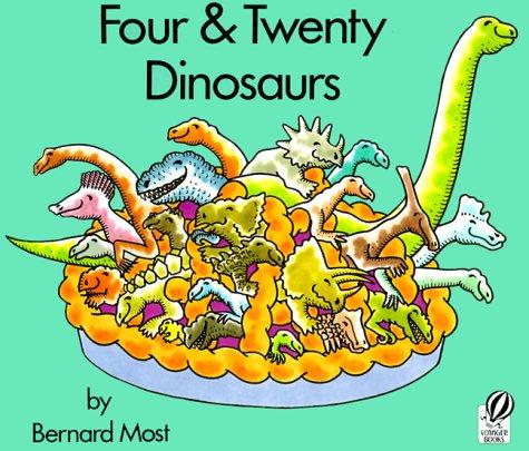 Four  Twenty Dinosaurs by Bernard Most