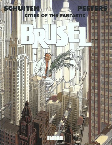 Brüsel (Les Cités obscures, #5)
