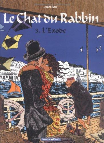 L'Exode (Le chat du Rabbin, #3)