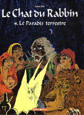Le Paradis terrestre (Le chat du Rabbin, #4)