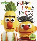 Funny Food Faces (Board Book With Stickers)