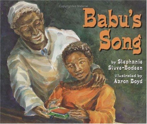 Babu's Song by Stephanie Stuve-Bodeen