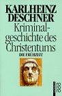 Die Frühzeit by Karlheinz Deschner