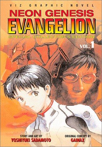 Neon Genesis Evangelion, Volume 1 by Yoshiyuki Sadamoto