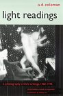 Light Readings: A Photography Critic's Writings, 1968-1978