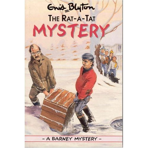 The Rat-A-Tat Mystery (Barney Mysteries, #5)