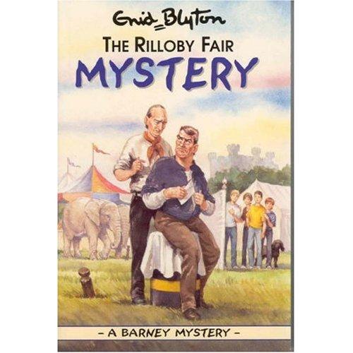 The Rilloby Fair Mystery (Barney Mysteries, #2)