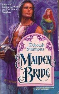 Maiden Bride by Deborah Simmons