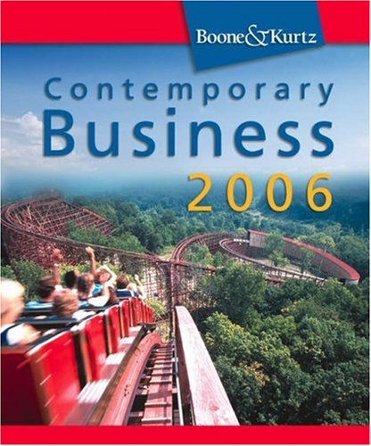 Contemporary Business 2006 [with CD]