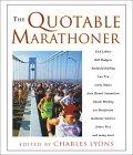 The Quotable Marathoner
