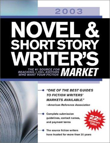 2003 Novel & Short Story Writers Market EPUB