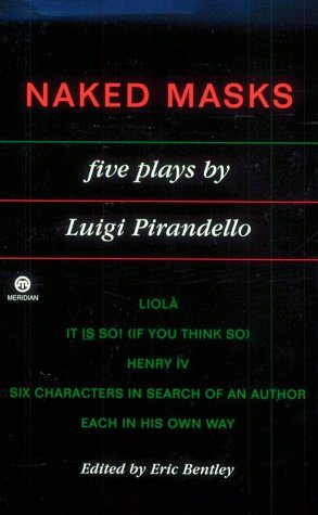 Naked Masks: Five Plays