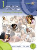 Introduction to Teaching: Becoming a Professional [With Online Access Code and DVD]