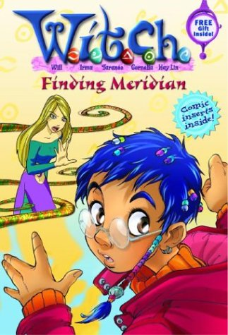 Finding Meridian by Elizabeth Lenhard
