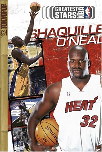 Greatest Stars of the NBA Volume 1: Shaquille O'Neal (Greatest Stars of the NBA #1)