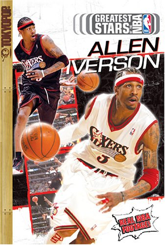 Greatest Stars of the NBA Volume 5: Allen Iverson (Greatest Stars of the NBA #5)