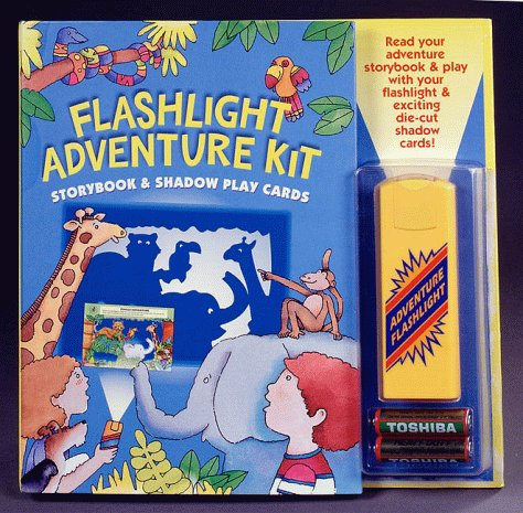 Flashlight Adventure Kit [With Removable Plastic]