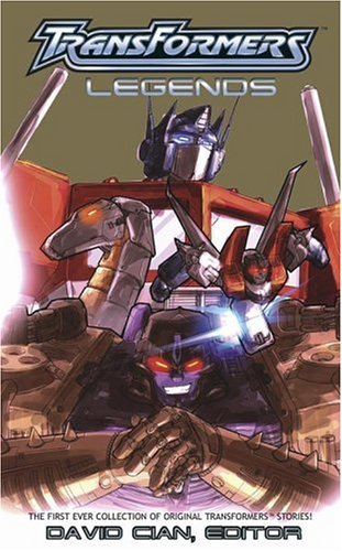 The Transformers Legends