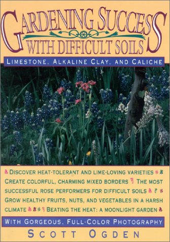 Gardening Success With Difficult Soils Limestone
