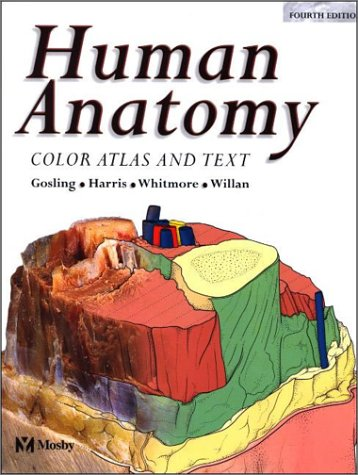 Human Anatomy: Color Atlas and Text