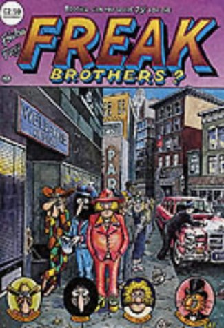 Brother Can You Spare a Dime for the Fabulous Furry Freak Brothers?