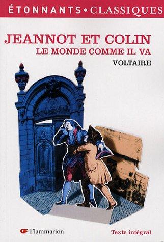 Le Monde Comme Il Va ;Jeannot Et Colin