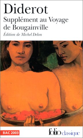 Supplément au Voyage de Bougainville by Denis Diderot