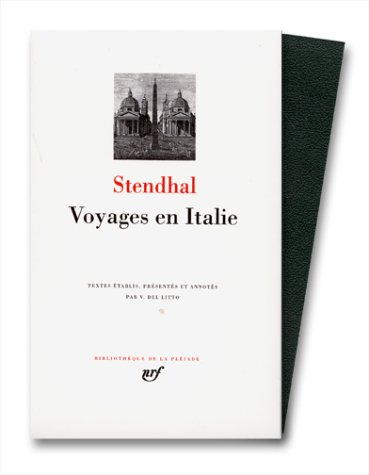Voyages en Italie