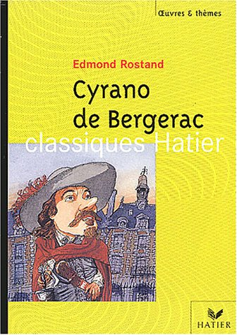 a review of edmond rostands book cyrano de bergerac Switzerland / cyrano de bergerac review – sydney theatre company back on cast in a surprisingly fresh cyrano de bergerac edmond rostand's play is a.