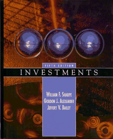 Investments William Sharpe Pdf