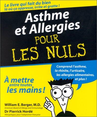 Asthme Et Allergie Pour Les Nuls
