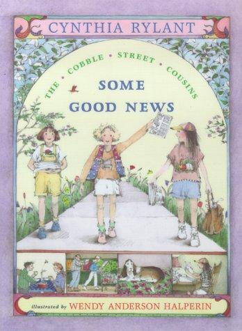 Some Good News (Cobble Street Cousins #4)
