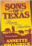 Rogues and Ranchers (Sons of Texas #5)