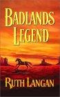 Badlands Legend (Badlands, #2)