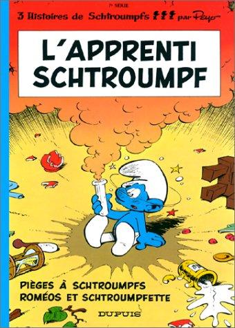 L'Apprenti Schtroumpf (Les Schtroumpfs, #7)