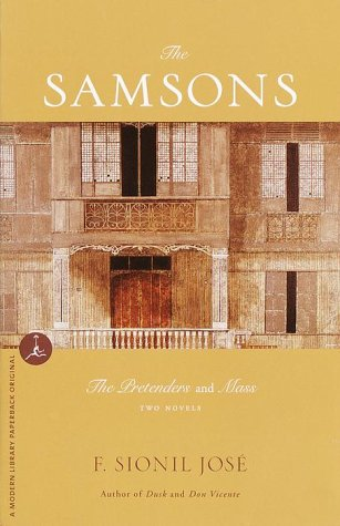 The Samsons by F. Sionil José