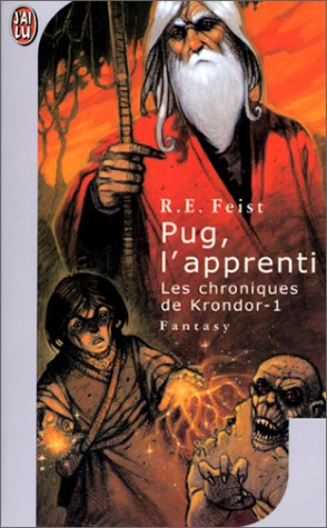 Pug, l'apprenti by Raymond E. Feist