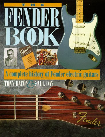 The Fender Book by Paul  Day