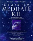 Learn to Meditate Kit [With 4 Audio Cassettesn]